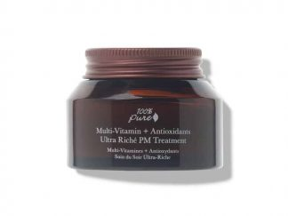 Anti-Aging Multi-Vitamin + Antioxidants Ultra Riché PM Treatment