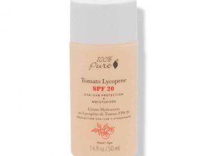 Skin Care Tomato Lycopene Moisturizer SPF 20