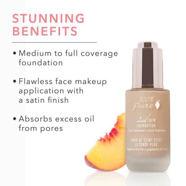 Fruit Pigmented®Make Up Fruit Pigmented® 2nd Skin Foundation