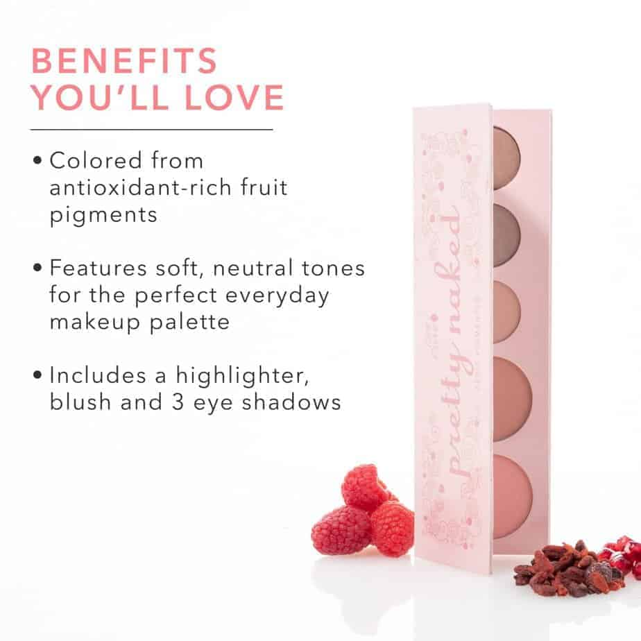 Fruit Pigmented® Pretty Naked Palette Palette Fruit Pigmented®Make Up
