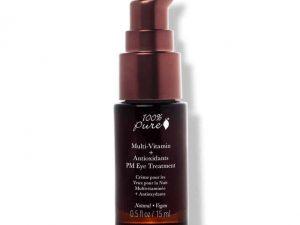 Skin Care Multi-Vitamin + Antioxidants PM Eye Treatment