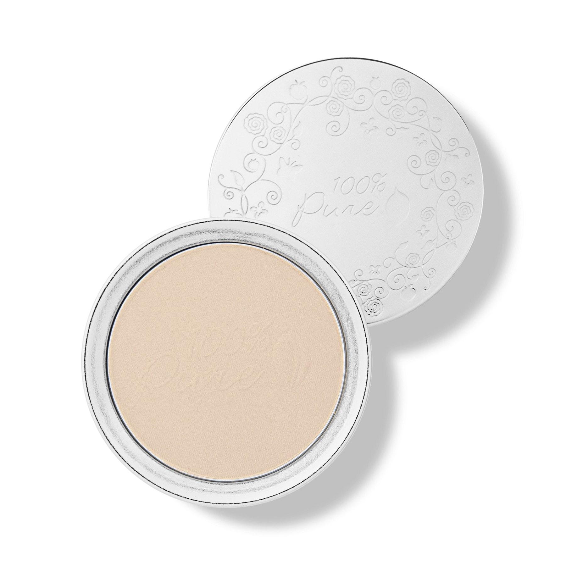 Fruit Pigmented Powder Foundation Oily Skin