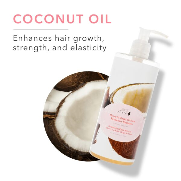 Shampoo – Honey & Virgin Coconut Restorative Hair