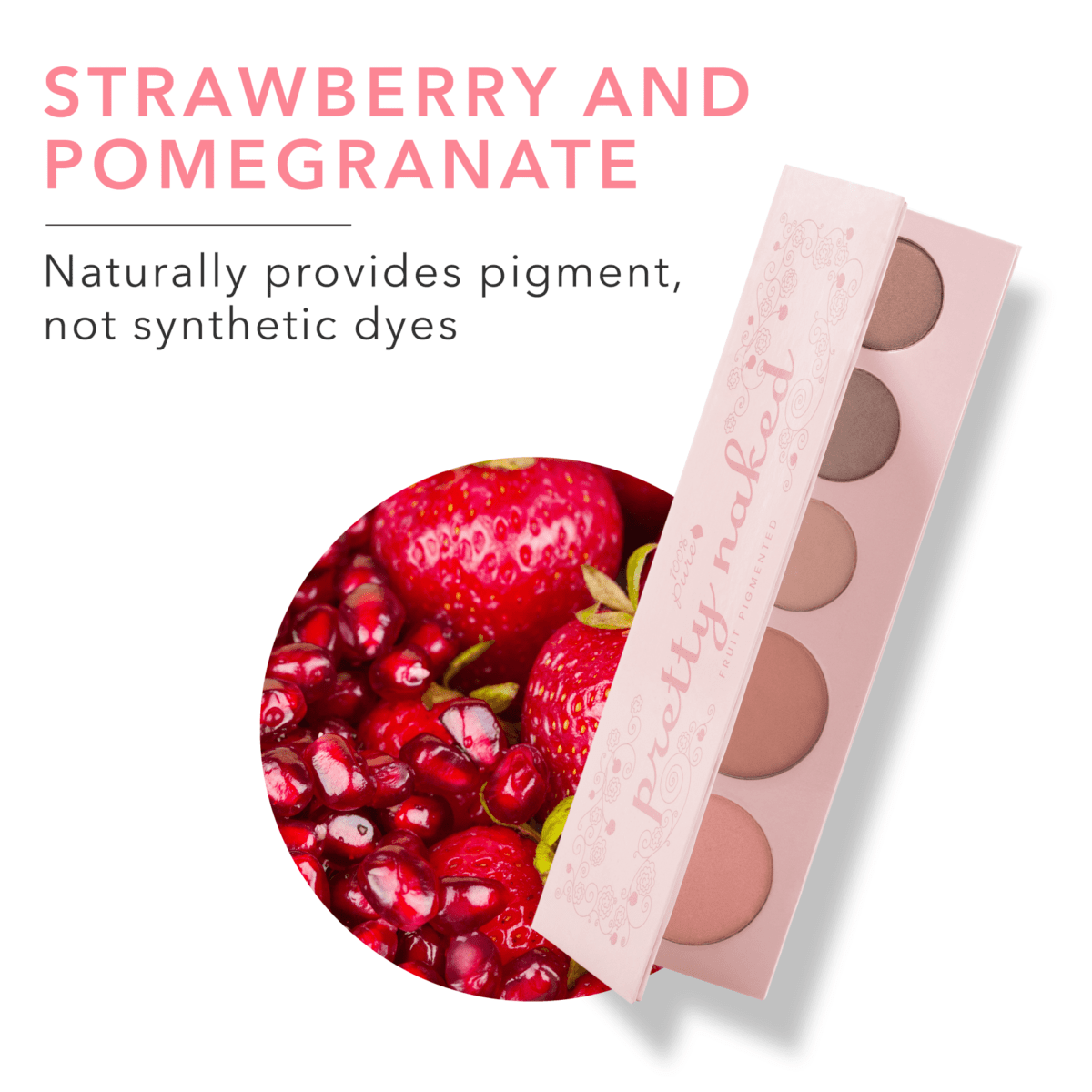 Make Up Palette – Fruit Pigmented® Pretty Naked Palette Fruit Pigmented®Make Up