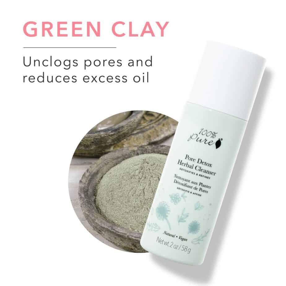 Pore Detox Herbal Cleanser Cleanser Skin Care